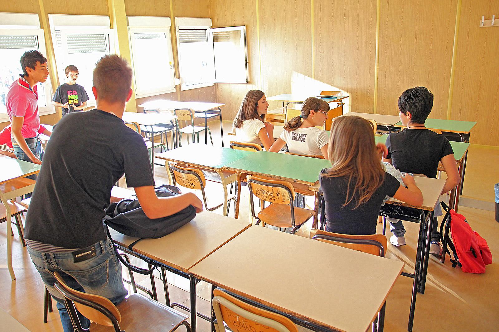 adolescenti e metodo Montessori