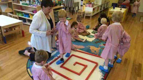 metodo Montessori creatività
